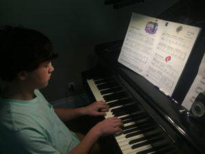 Piano Teacher Patrick Lopez-Asheville, NC.The passion of music!