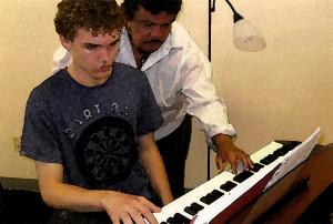 Patrick Lopez Music Lessons-Piano-Trumpet-Voice Teacher