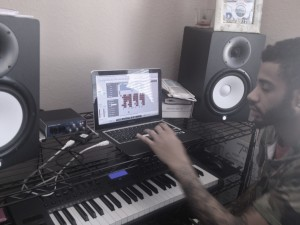 Sound Recording Lessons with Patrick Lopez