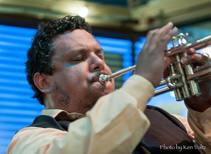 Patrick Lopez Trumpet Teacher Asheville