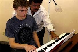 Asheville Piano Teacher Patrick Lopez